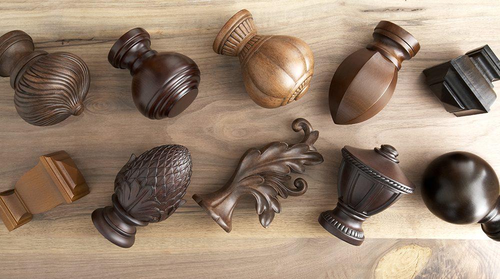 Finestra Wood Hardware mix